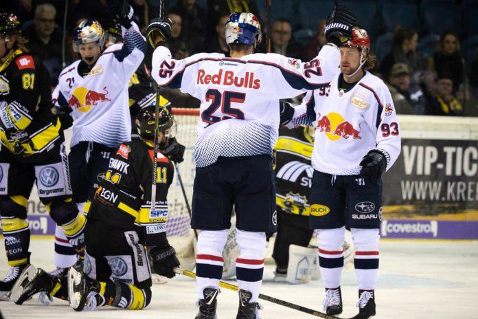 EHC München holt drei Punkte in Krefeld