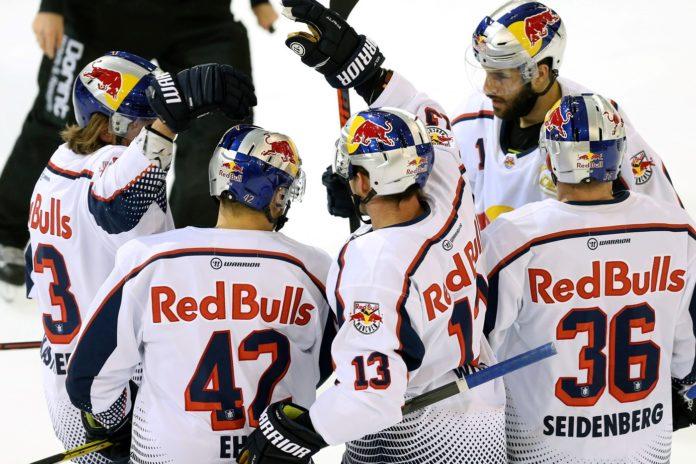 EHC Red Bulls bezwingen Straubing