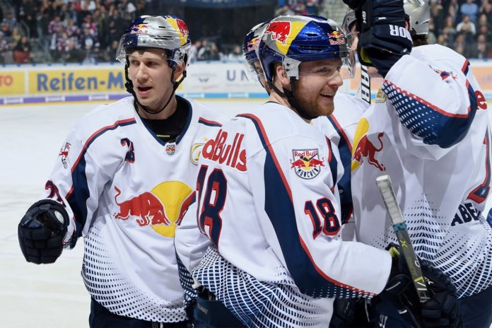 EHC Red Bulls triumphieren in Berlin