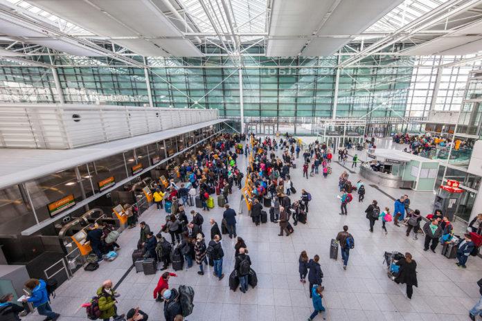 Flughafen München: Passagierzahlen steigen 2018 um 1,7 Millionen auf neuen Rekordwert von über 46 Millionen
