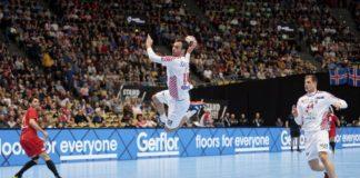 Handball WM 2019 - Zweiter Spieltag 13.01.2019 in München