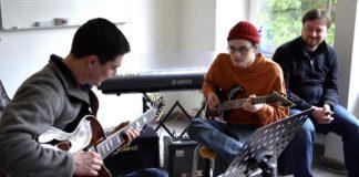 Jazzschool öffnet Pforten für Besucher