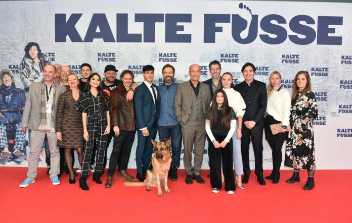 KALTE FÜSSE feiert große Premiere in München