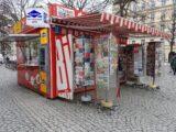 Kiosk Sendlinger Tor
