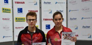 Mike Hollo jüngster Bayerischer Tischtennis-Meister aller Zeiten