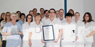 München Klinik Harlaching als eines von vier großen Nierenzentren in Bayern ausgezeichnet