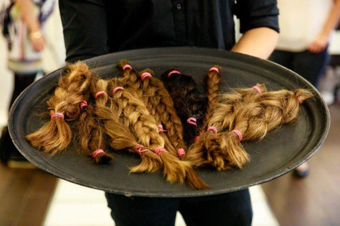 Weltkrebstag - Münchnerinnen gesucht, die ihre Haare spenden!
