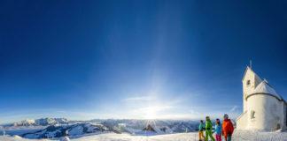 Kostenlose Guides und Live-Musik: Skihütten-Gaudi in der Ferienregion Hohe Salve