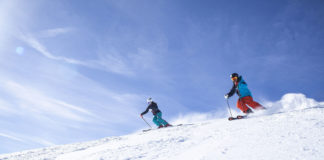 Berge von Schnee, aber sichere Anreise in die Wildkogel-Arena