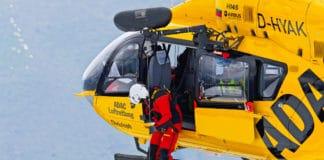 Wieder mehr als 54.000 Einsätze der ADAC Luftrettung