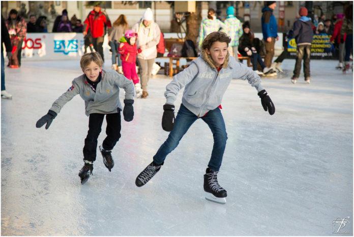 Eis- und Funsportzentrum Ost ganztägig geschlossen