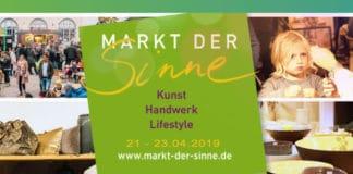 Markt der Sinne: 21. bis 23. April 2019 - Ostermarkt auf der Praterinsel