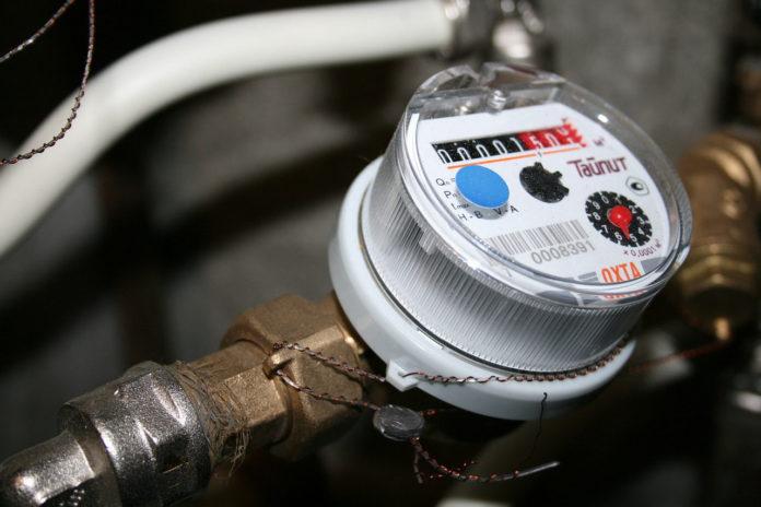Hausinstallationen und Wasserzähler vor Frost schützen