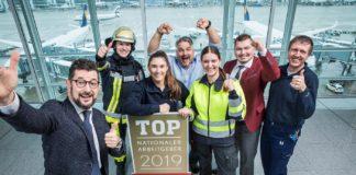 Flughafen München zählt zu den besten Arbeitgebern in Deutschland