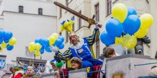Münchner Faschingszug der Damischen Ritter