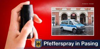Heftiges Gerangel bei Fahrscheinkontrolle - Prüfdienstmitarbeiter setzten Pfefferspray ein