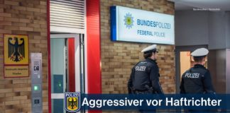 Grundlos aggressiv und bedrohend - 33-Jähriger heute vor Haftrichter