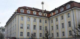 Hopfenstraße: Brand im Dachgeschoss