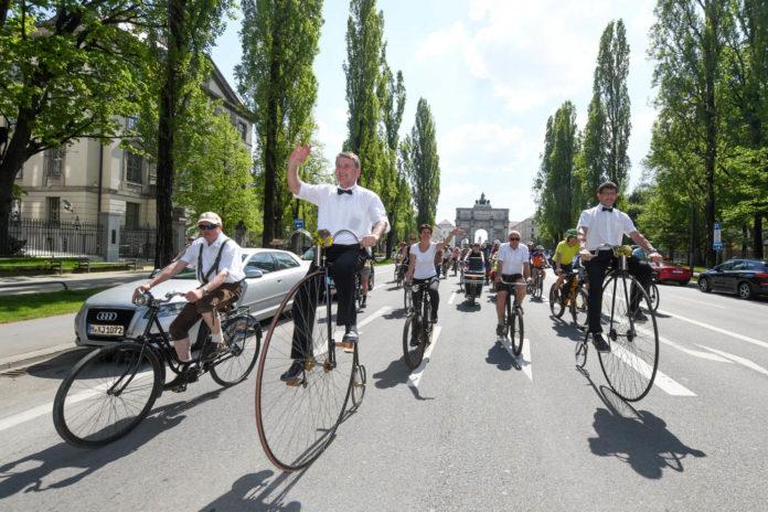 Große ADFC-Radsternfahrt für den