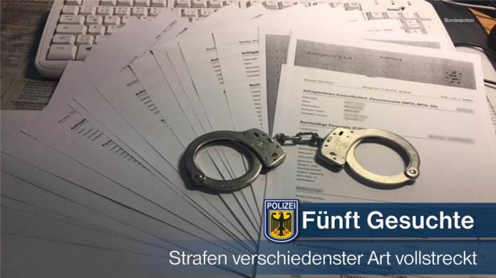 Fünft Gesuchte am Hauptbahnhof festgestellt - Vier Personen in Haft – Einmal Strafe bezahlt