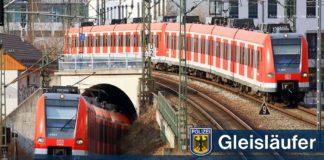 Frau im Tunnel der S-Bahnstammstrecke aufgegriffen