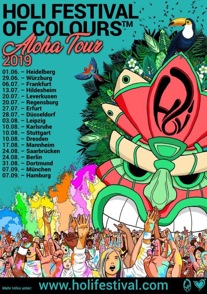 Holi Festival of Colours™ 2019 - Aloha Tour