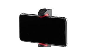 Manfrotto stellt hoch- und querformattaugliche Smartphone-Klemme vor