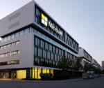 Microsoft Deutschland-Zentrale in München-Schwabing