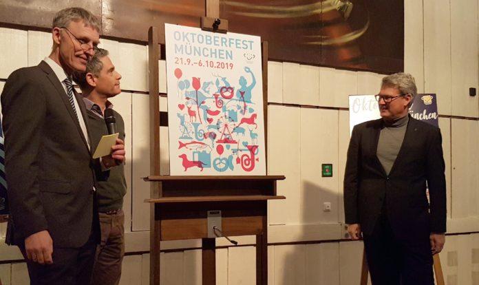 Oktoberfest-Plakatwettbewerb 2019 - Die Siegerin: Mirjam Mößmer
