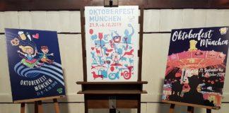Oktoberfestplakat 2019 vorgestellt
