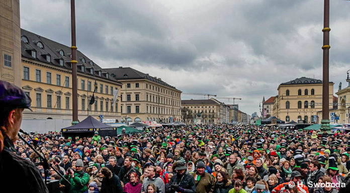 St. Patrick's Day München 2019 - Paddy's Food-Truck-Festival