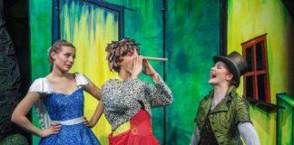 """""""Pinocchio - das Musical"""" am 17.03.2019 in München"""