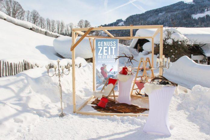 """""""Genuss.Zeit in di Berg"""": Altenmarkt-Zauchensee kombiniert Kulinarik, Shopping und höchsten Ski-Komfort"""