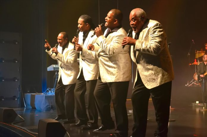 The Sound of Classic Motown - 22.02. bis 24.02.2019 Prinzregententheater München