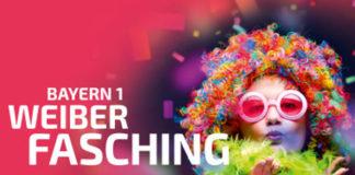 Bayern 1 Weiberfasching - 28.02.2019 im Deutschen Theater München