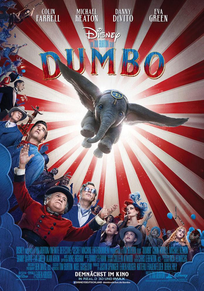 DUMBO – Berührender neuer Trailer online
