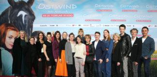 OSTWIND - Aris Ankunft feiert Weltpremiere im Showpalast München