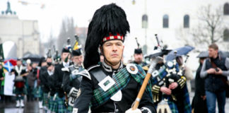 St. Patrick's Day Parade & After Parade Party am 17. März 2019