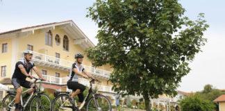 Auf die Räder, fertig, los … Zum Radfahren ins Berchtesgadener Land