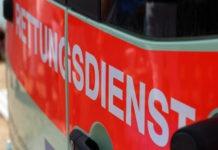 Rettungsdiensteinsatz