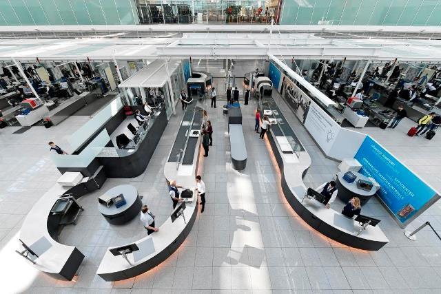 München bietet stressfreie Sicherheitskontrolle