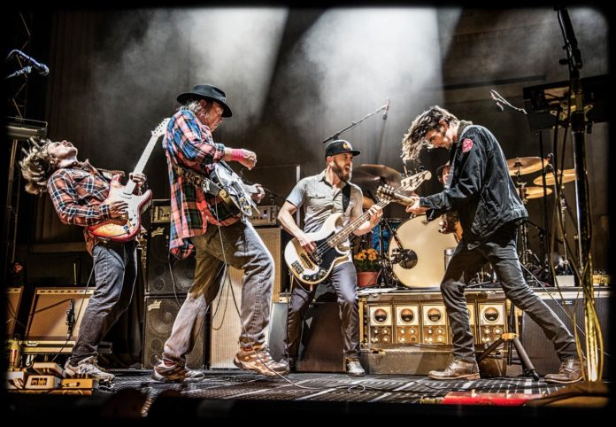 Neil Young live am 06.07.2019 in der Olympiahalle München