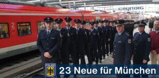 23 Neue für München