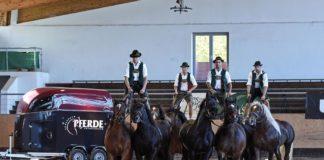 Bayerns Pferdesport-Champions feiern auf der Olympiareitanlage in Riem