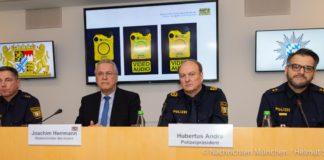 Body-Cams für mehr Schutz der Polizisten