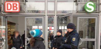Bundespolizei verstärkt im Einsatz