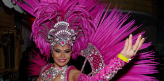 Carneval in Rio 2019 - Der grosse Südamerikanische Kostümball im Hotel Bayerischer Hof