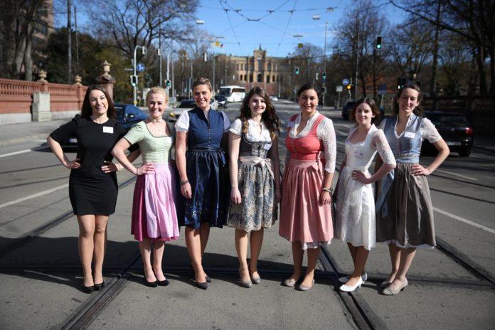 Das sind die sieben Finalistinnen zur Wahl der Bayerischen Bierkönigin 2019/ 2020
