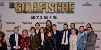 Die Goldfische feiert glanzvolle Weltpremiere in München