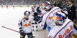 EHC Red Bulls holen dritten Seriensieg in Berlin